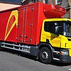 Scania P230 by davyrabbit
