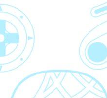 PADS OF JOY series - Sega Mega Drive Sticker