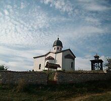 Orthodox church, South- eastern Serbia by MarilynWolff