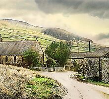 Marsett Chapel , Yorkshire by patrixpix