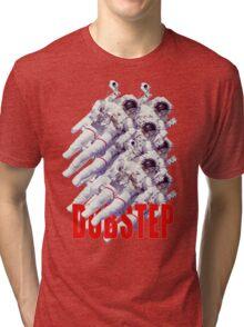 Dubstep Astronaut Tri-blend T-Shirt