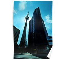 CN Tower Poster