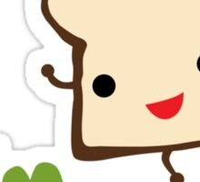 I'm Toasted Sticker