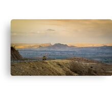 Land of Witchcraft Canvas Print
