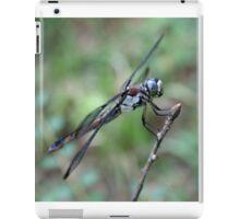 Dragonfly Blue iPad Case/Skin