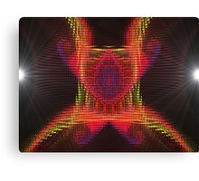 Tail Light Reflector Gnarl  (UF0232) Canvas Print