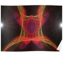 Tail Light Reflector Gnarl  (UF0232) Poster