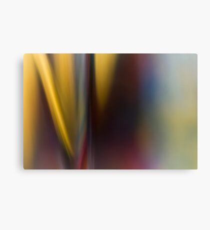 Glass Abstract #3 Carousel Canvas Print