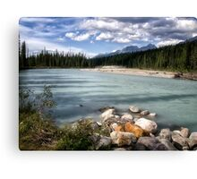 Kootenay River Canvas Print