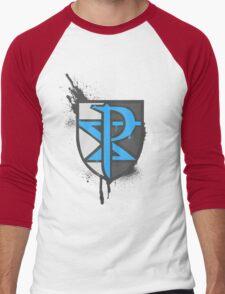Team Plasma Crest Men's Baseball ¾ T-Shirt
