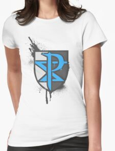 Team Plasma Crest Womens Fitted T-Shirt