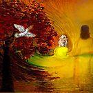 Even Nature Praises HIM by Bonnie Comella