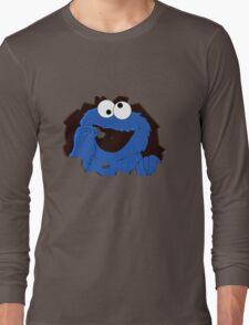 cookie monsta Long Sleeve T-Shirt