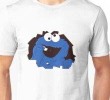 cookie monsta Unisex T-Shirt