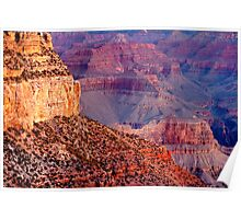 Grand Canyon - Point Sublime Sunrise Poster
