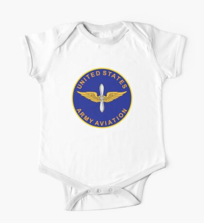 United States Army Aviation Branch One Piece - Short Sleeve