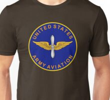 United States Army Aviation Branch Unisex T-Shirt