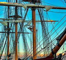 Oliver Hazard Perry by JoeGeraci