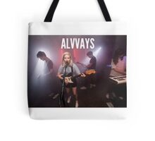 Alvvays Live Tote Bag
