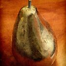 A pear © by Dawn Becker