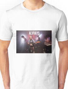 Alvvays Live Unisex T-Shirt
