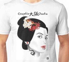 Graphic Osaka Unisex T-Shirt