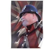London Bobby Poster