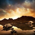 Cradle Mountain Sunrise by Ben Goode