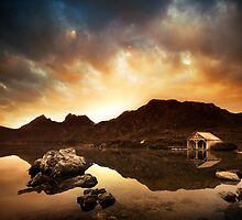 Cradle Mountain Sunrise by Ben Goode