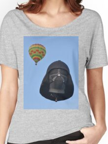Darth Vader, Balloon Festival, Canberra, ACT, Australia 2013 Women's Relaxed Fit T-Shirt