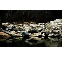 Fall Line - Photography along the Rappahannock River Photographic Print