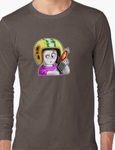Commander Keen Long Sleeve T-Shirt