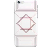 Diamond In The Middle iPhone Case/Skin