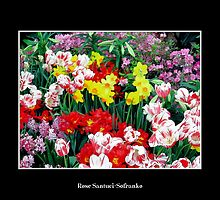 Spring Flowers #2 by Rose Santuci-Sofranko