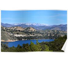 Lake Cachuma  Poster