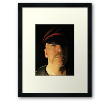 Mr Bill Framed Print