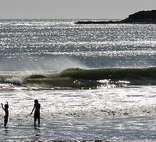 Santa Barbara Sun Splash by Scott Switzer