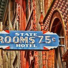 Rooms 75 cents by Anne McKinnell