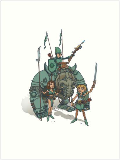 Trollkins by hoggy
