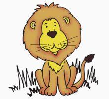 Cute Little Lion  Kids Clothes