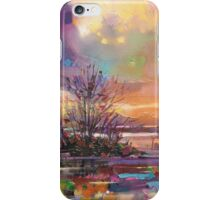 Loch Fyne Colour iPhone Case/Skin