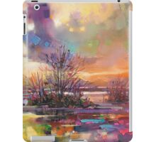 Loch Fyne Colour iPad Case/Skin