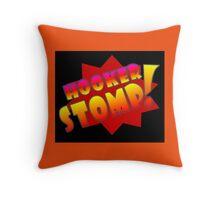 Hooker Stomp! tm official merchandise Throw Pillow