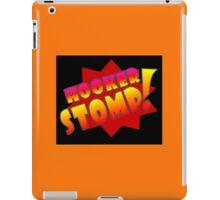 Hooker Stomp! tm official merchandise iPad Case/Skin