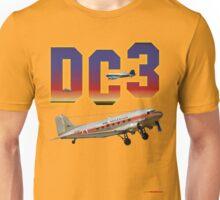 DC3 T-shirt Design Unisex T-Shirt