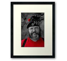 Clan Framed Print