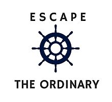 Escape the Ordinary by IdeasForArtists