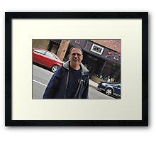 POP's Framed Print