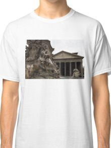 Charming Monsters - Fountain of the Pantheon Classic T-Shirt