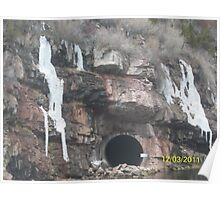 dams water shoot Poster